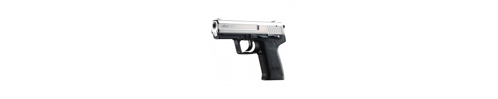 Pistolets d'alarmes