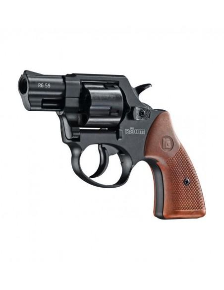 Revolvers d'alarmes